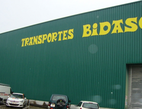 Transporte Bidasoa